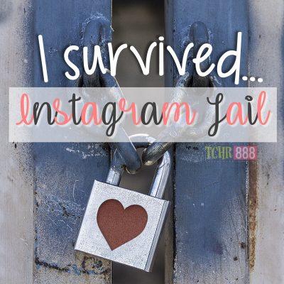 Instagram Jail